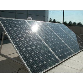 Солнечные модули для дома, установка, подключение