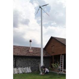 Ветряк для дома, Установка ветрогенератор для дома