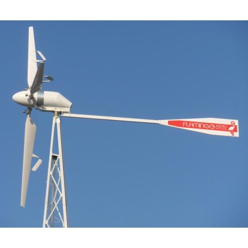 при превышении номинальной скорости ветра ветроагрегат - фото 3