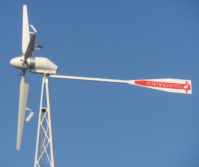 Ветрогенератор купить Flamingo Aero-6.7