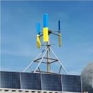 Ветрогенератор вертикальный ВЭГ500