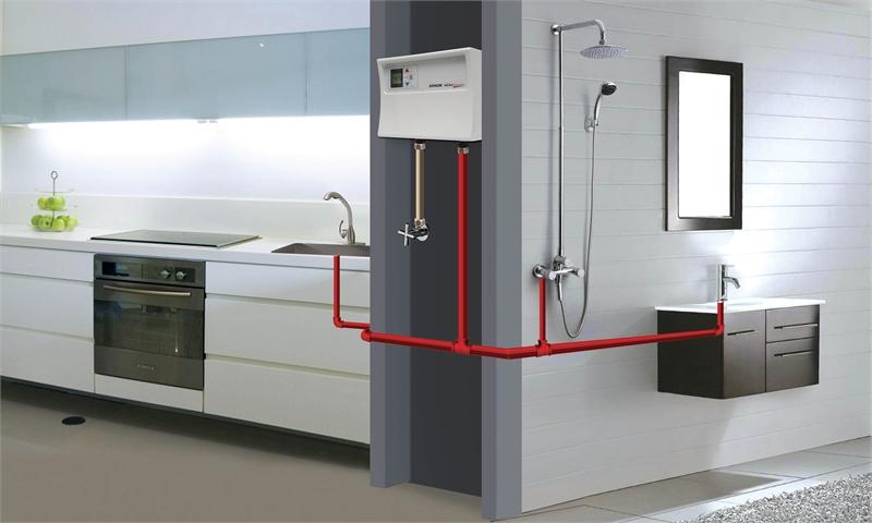 Atmor Thermostatic 12 кВт (380В)